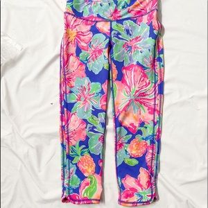 Lilly Pulitzer Luxletic Leggings S jungle Utopia